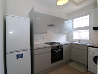 First floor two double bedroom flat in Crouch End, N8