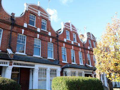 Enormous split level 3 double bed Maisonette in Hornsey N8.