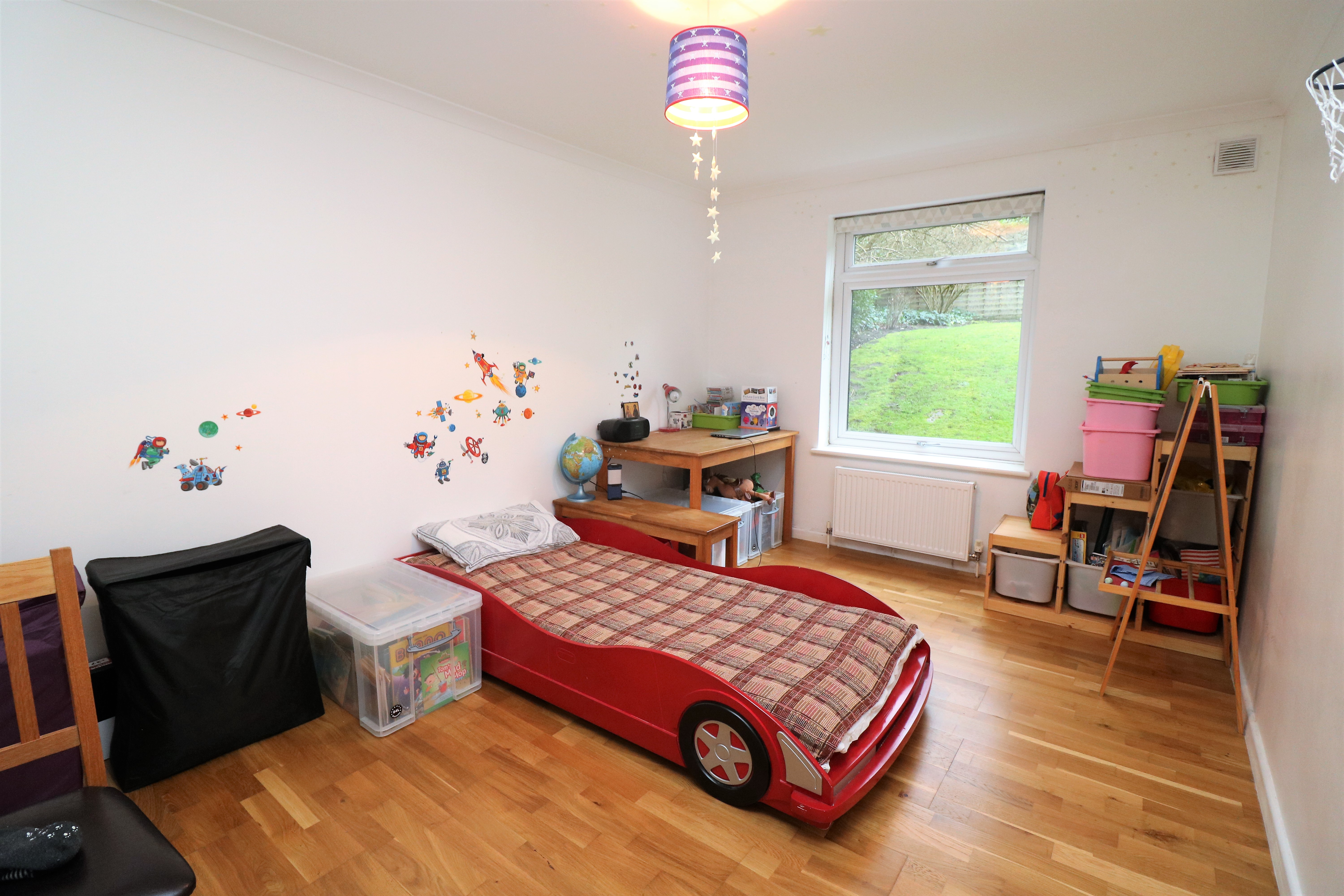 Private ground floor two double bedroom flat in N6. Crouch End borders of Highgate.